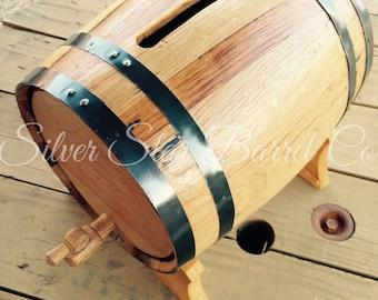 10 Liter Wedding Card barrel with FREE ENGRAVING!