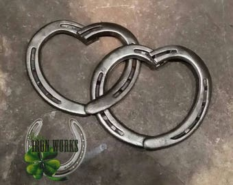 Horseshoe Joining Heart