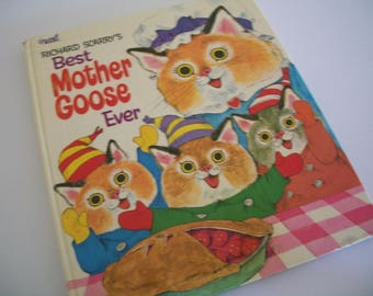 Richard Scarry's Best Mother Goose Ever, 1970