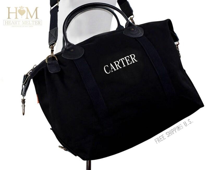 723fc3333a8d Sale Travel Bag Weekender Duffel Bag For Men Custom Canvas