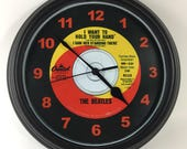 CAPITOL Records 45 quot I Want To Hold Your Hand quot WALL CLOCK