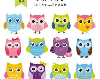 owl clip art etsy rh etsy com owl clip art template owl clip art free