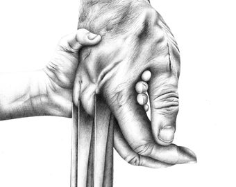 pencil drawings illustrations etsy uk