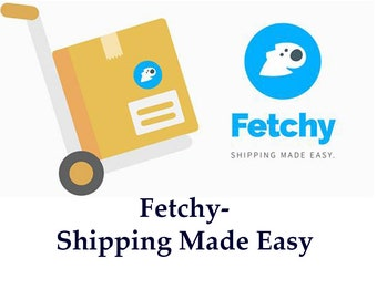 Fetchy: Express shipping takes 1-3 business days