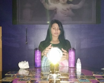 Full Psychic Reading by Amanda Clairvoyant Tarot Cards & 3 Questions Over 20 Yrs Exp 98%Acct In All Readings Real Answers Real Results