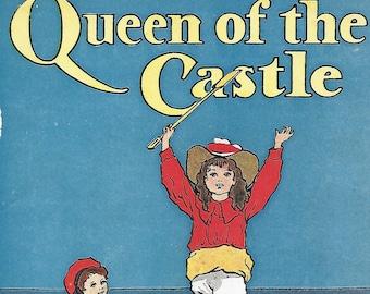 Children's Storybook Prints 1913 for framing