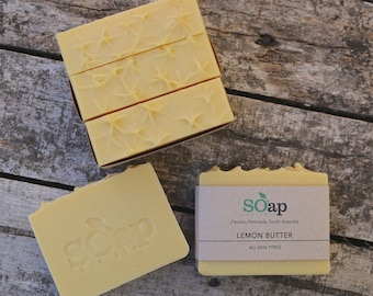 Lemon Butter - Truly  Natural - Palm Free