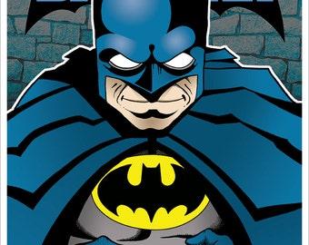 "Batman 11""x17"" Print"