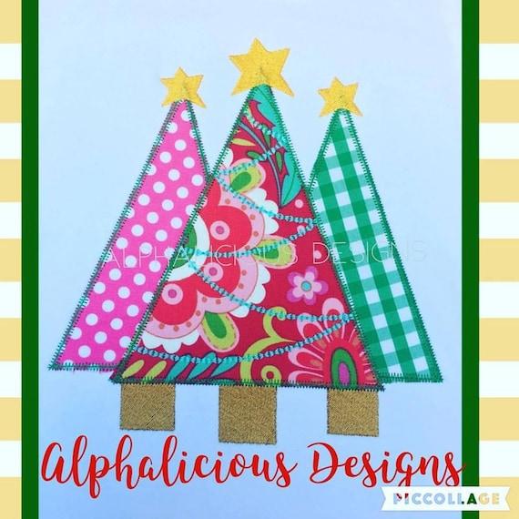 image 0 - Christmas Applique Designs