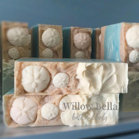 By The Seashore - Luxury Cold Process Soap