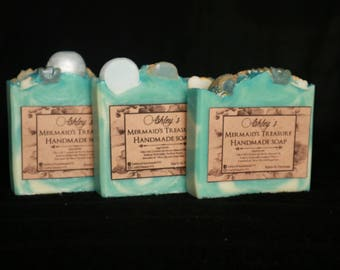 Mermaid's Treasure Bar Soap