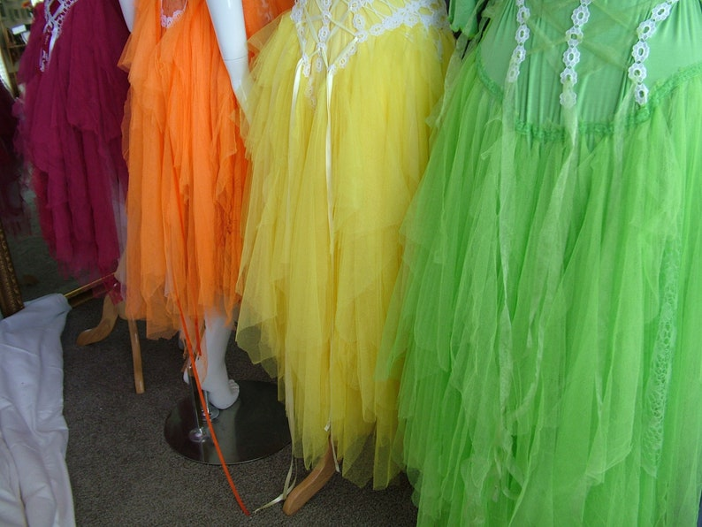 9f32aec8b5b Rainbow bridesmaids wedding collection ready made each one