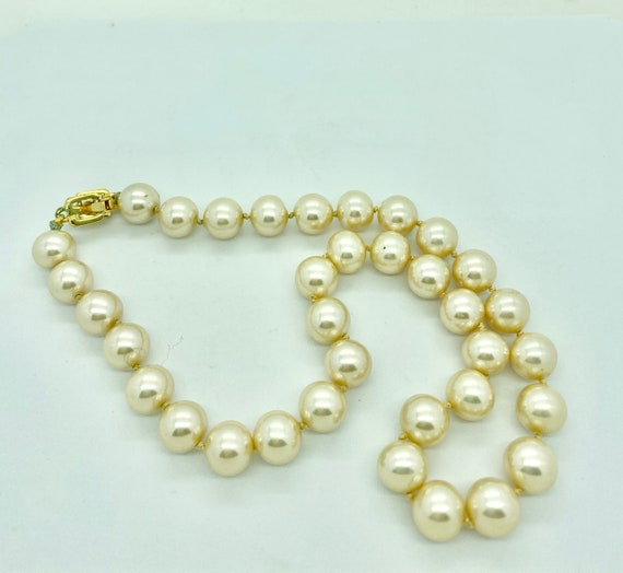 Givenchy Pearl Necklace