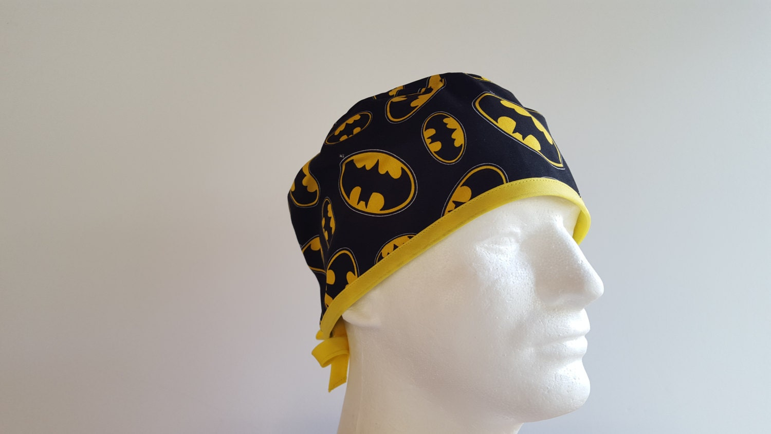 fbe2be1c22e ... ebay mens surgical scrub hats or scrub caps batman cotton 100 ba7cb  d7215