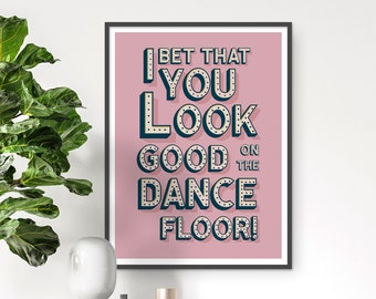 I bet you look good on the dance floor lyrics youtube stitches brother loses bet dances on corner