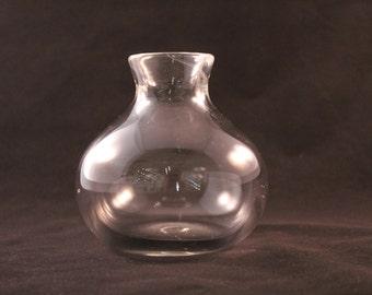 Small Blown Glass Decanter