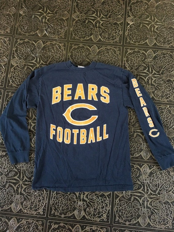 quite nice dabac 92ef6 Chicago Bears Long Sleeve T-shirt, vintage, size Medium (M)