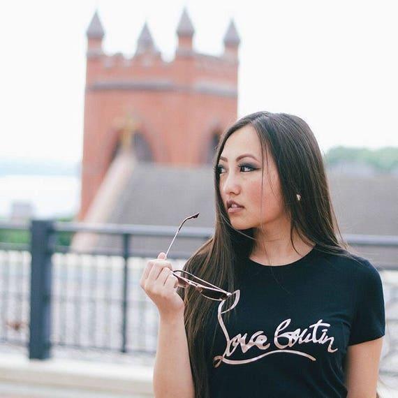 Love Boutin / Statement Tee /Graphic Tee / Statement Tshirt / Graphic Tshirt / T shirt