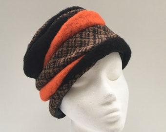 70eebcd37b6 Tweed bucket hat