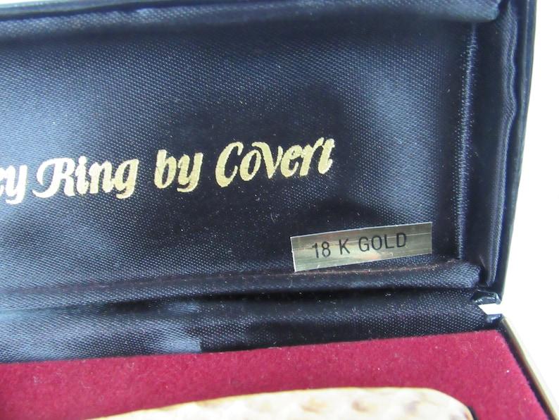 Python Gold Key Ring by Covert Key Chan