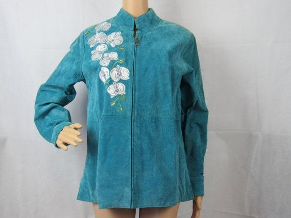 Vintage Bob Mackie Flower Pot Wearable Art Jacket
