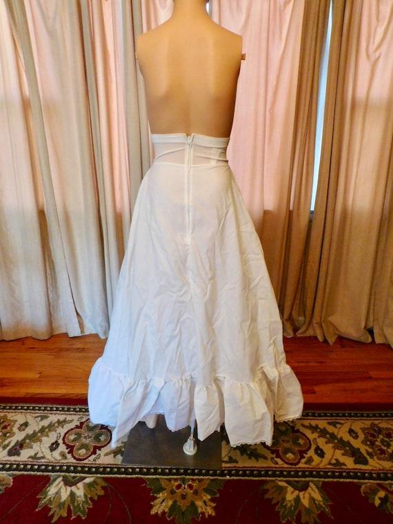 Petticoat Bridal Petticoat White Petticoat by Pett