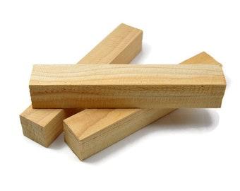 """Reclaimed Cedar Of Lebanon Pen Blanks 5""""+ Long X 7/8"""" Square, Pen Turning Blanks, Wood Blanks"""