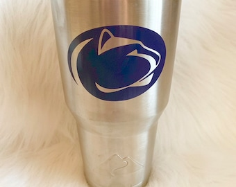 ab3cd4f42e7 Pennsylvania State Large Drinking Tumbler / State Inspired Tumbler / State  Gift / Pennsylvania State / State Cups /
