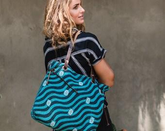 Bohemian Bag, Shoulder Bag, Gypsy Boho Bag, Boho HandBag, Tote Bag, Boho Tribal Vintage Fabric Quilted Bag