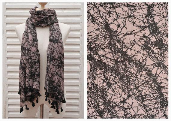 SUR Echarpe vente foulard mode grande écharpe en coton   Etsy 0ab77e22c0f
