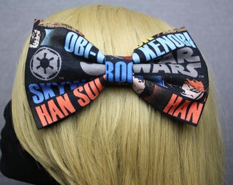 Star Wars Hair Bows