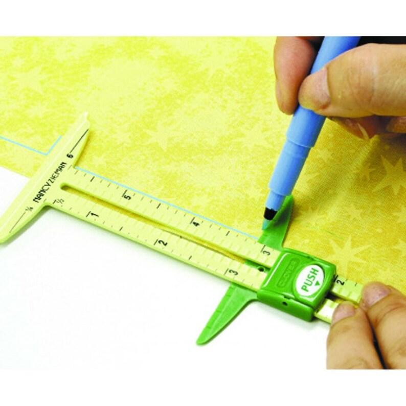 5-in-1 Clover measuring Slider