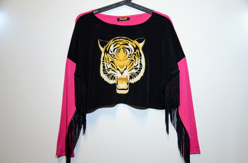 Crazy Rave Pink Tiger image 0
