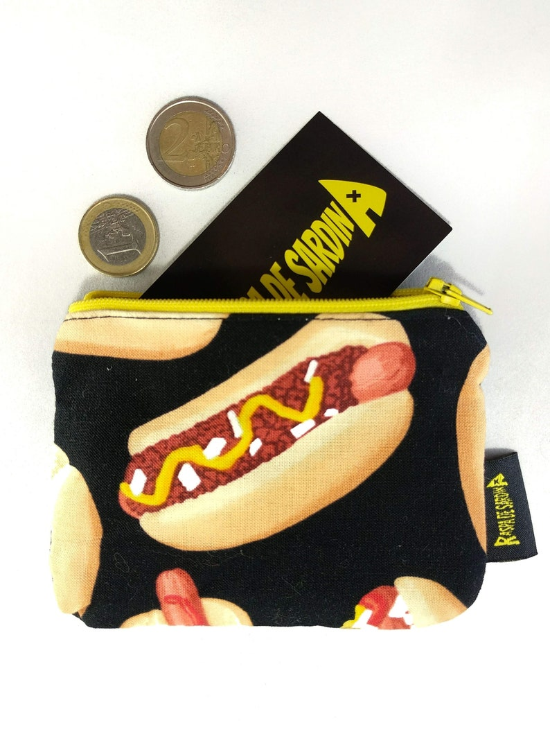 Hot Dogs Wallet image 0