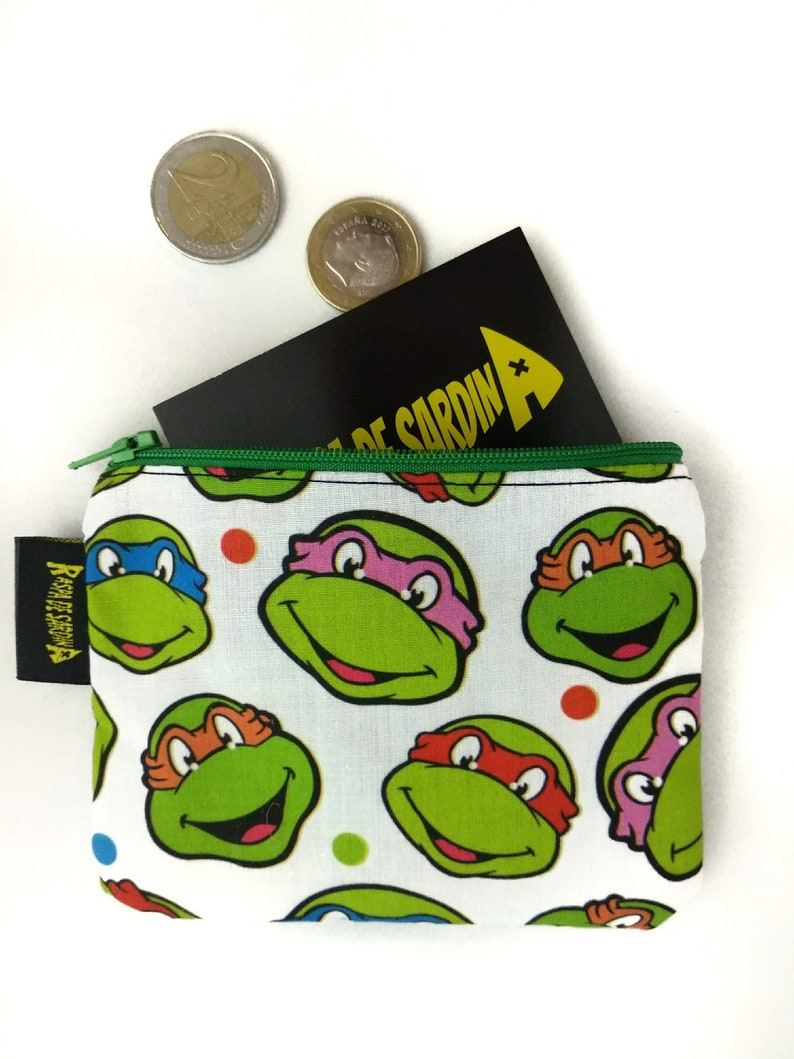 Ninja Turtles Wallet image 0