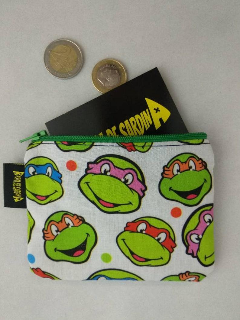 Ninja Turtles Wallet image 0