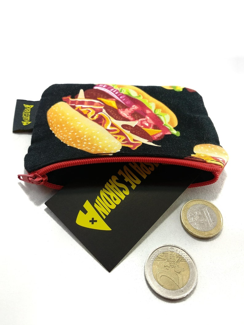 Burgers wallet
