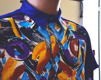 Shirt man Pollock