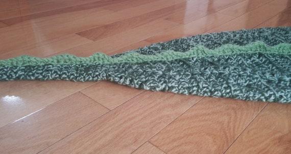Krokodil-Decke Muster Aligator Decke Krokodil Tail Kuscheln   Etsy