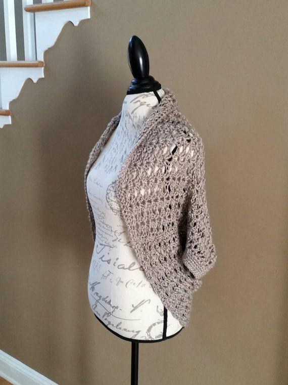 Sweater Pattern Shrug Pattern Sweater Cocoon Sweater Wrap Etsy