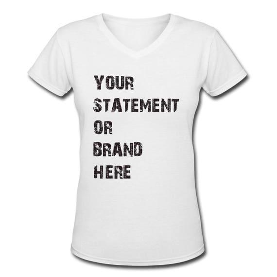 b871725b4 Personalized Womens Tees Custom Shirts Wedding Tees Family | Etsy