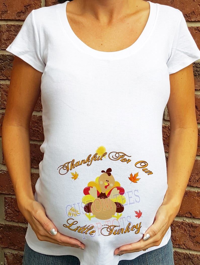 afb88a28f3353 USA THANKSGIViNG CUTOFF NOV 15 Thankful For Our Little | Etsy