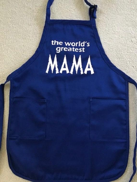 The World/'s Greatest Nouna Greek Godmother Apron