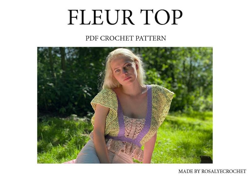 Fleur Top Pattern