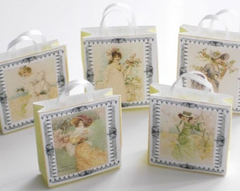 12th scale Miniature Lady Gift Bags Download