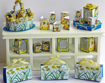 1:12th Miniature Easter Projects Download