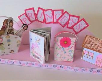 1:12th scale Miniature Little Princess Digital Download Kit