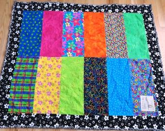 Phat Raggy Rag Quilt Pattern