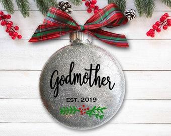 Godmother ornament | Etsy