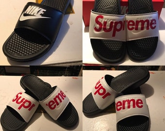 3cac7159f Custom Supreme Slides